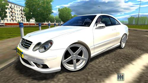 Mercedes-Benz CLK55 AMG - 1.2.51