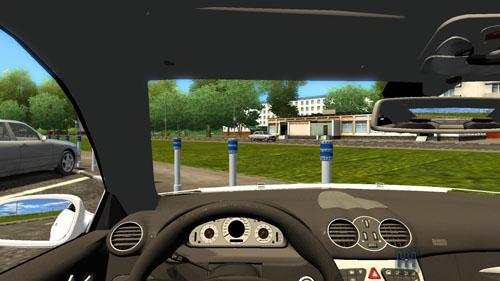 Mercedes-Benz CLK55 AMG - 1