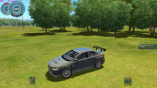 Mitsubishi Lancer Evolution X - 1