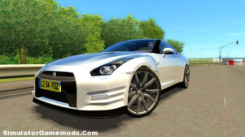 Nissan GT-R35 2012 - 1.2.5
