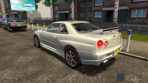 Nissan Skyline GT-R34 - 1.2.51