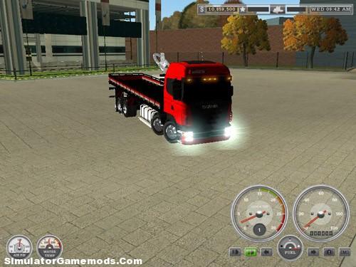 Scania P93sgmods