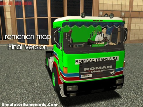 Ets maps simulator games mods download romanian map final version for euro truck simulator gumiabroncs Image collections