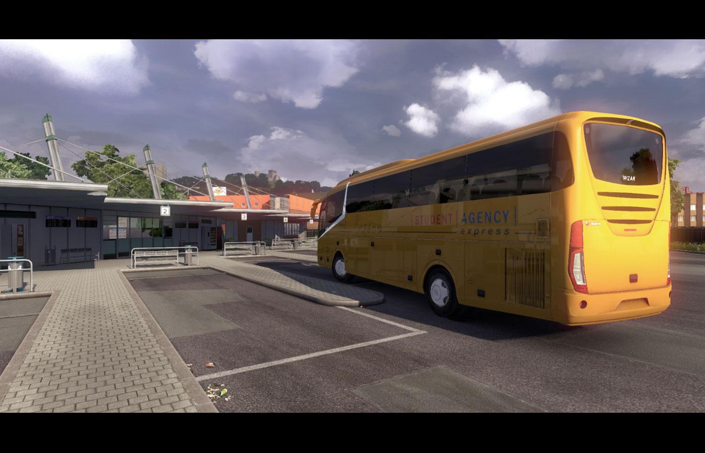 Euro Car Simulator Games