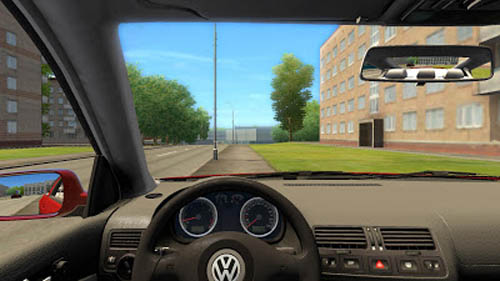 Volkswagen Bora 1 2 5 City Car Driving Simulator Games Mods Download