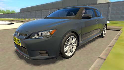 scion tc 1 2 5 city car driving simulator games mods. Black Bedroom Furniture Sets. Home Design Ideas