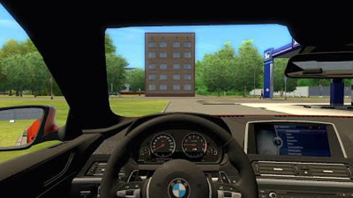 Bmw M6 F12 1 2 5 City Car Driving Simulator Games Mods Download