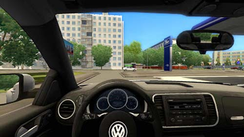 volkswagen beetle  city car driving simulator games mods