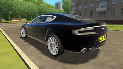 Game Version : City Car Driving Simulator Version 1.2.5. Download Mod /  Mirror /. Aston Martin ...