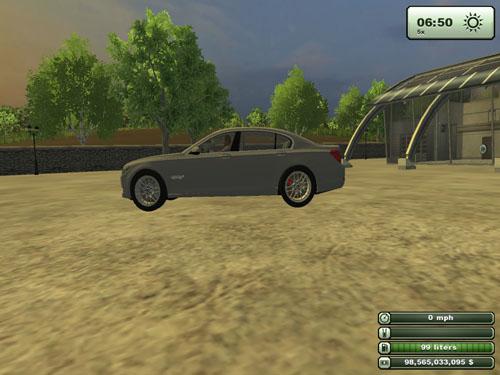 BMW 750 LI 2011 Version 3