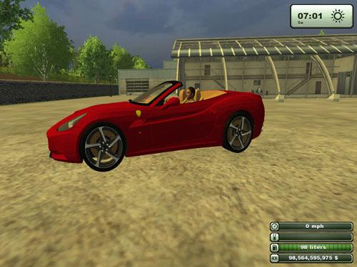 Ferrari California 2