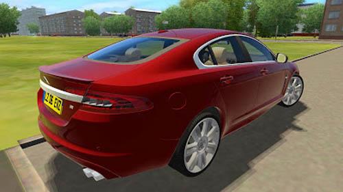 Jaguar XFR - 1.2.5 3