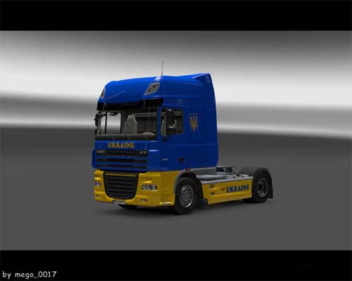Ukraine-skin-for-daf