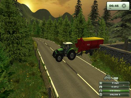 Agroliner TUW 202