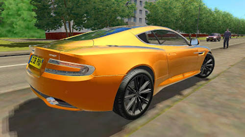 Aston Martin Virage   1.2.5 3. Game Version : City Car ...