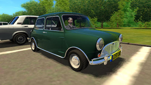 Austin Mini Cooper S - 1.2.5