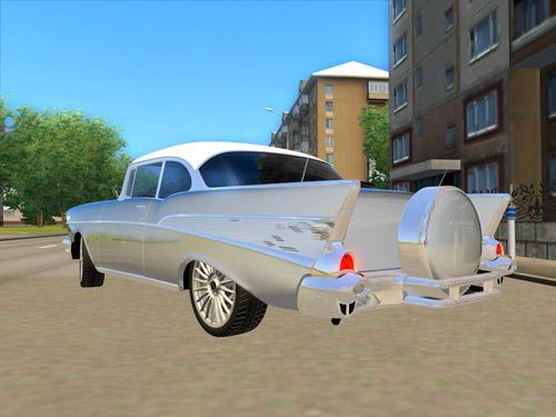 Chevrolet BEL AIR 1.2.53