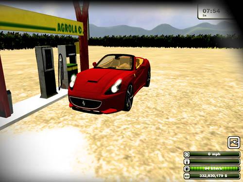 FerrariCalifornia2010Model