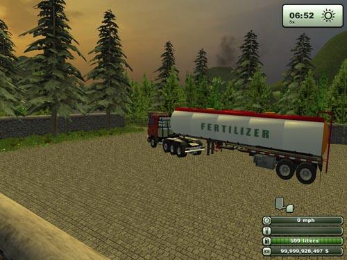 Fertilizer Refuel Tanker3