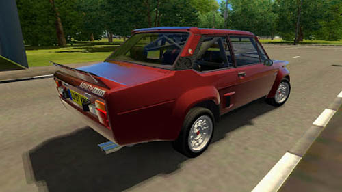 Fiat 131 Abarth - 1.2.5 3j