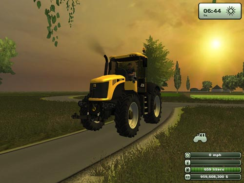 JCB Fasttrac 2006