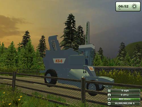 KS 6 Blue Harvester 2