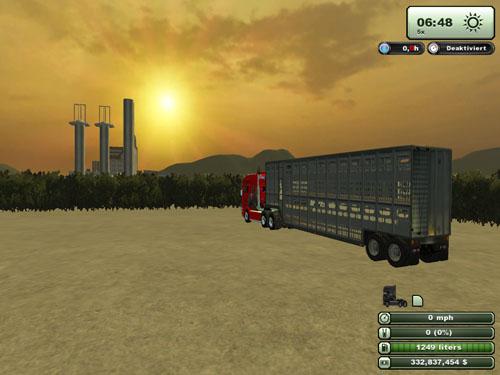 Livestock trailer3