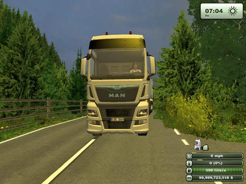 MAN TGX Euro 6 2