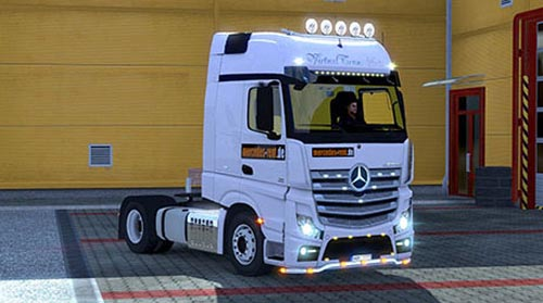Mercedes MPIV Skin