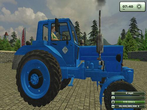Mtz 82 Tractor 2