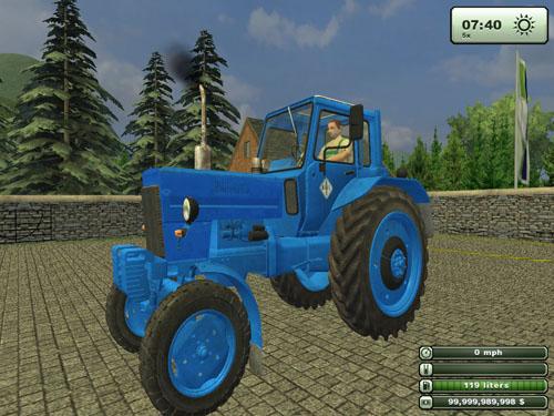 Mtz 82 Tractor 3