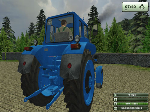 Mtz 82 Tractor