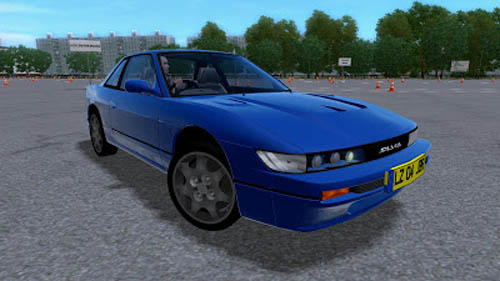 Nissan Silvia 92 - 1.2.5