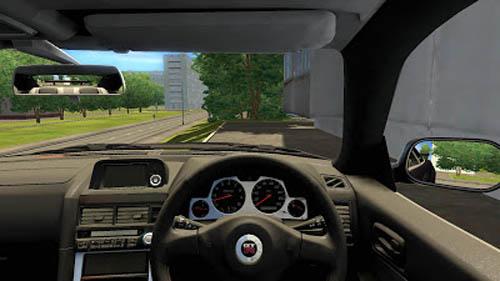 Nissan Skyline GTR V Spec II - 1