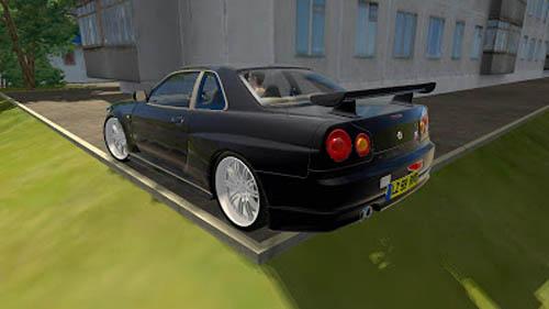 Nissan Skyline GTR V Spec II - 1.2.5 3