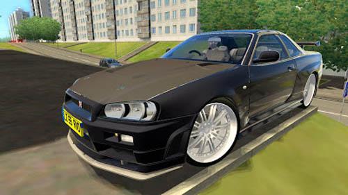 Nissan Skyline GTR V Spec II - 1.2.5