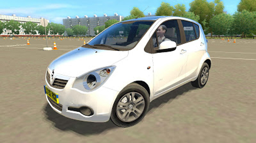 Opel Agila - 1.2.5