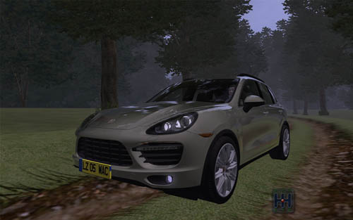 Porsche Cayenne Turbo 2012 1 2 5 Simulator Games Mods