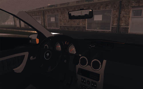 Renault Logan TAXI 1.2.52