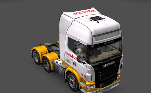Scania Jolivan Transport