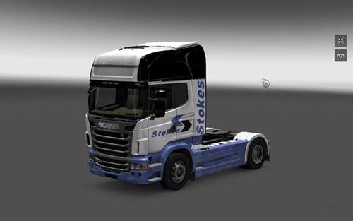 Stokes-Scania-skin