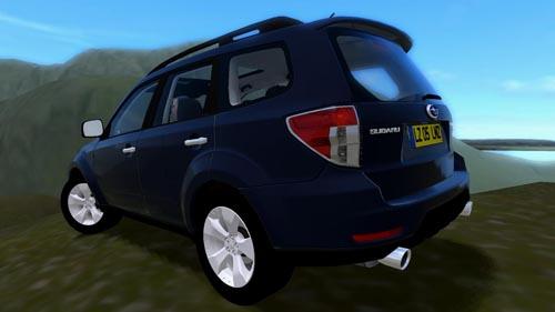 Subaru Forester XT 2.5 - 1.2.5 3
