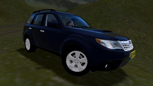 Subaru Forester XT 2.5 - 1.2.5
