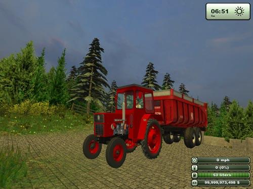 Universal 445 L4