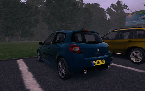 renault clio rs simulator games mods download. Black Bedroom Furniture Sets. Home Design Ideas