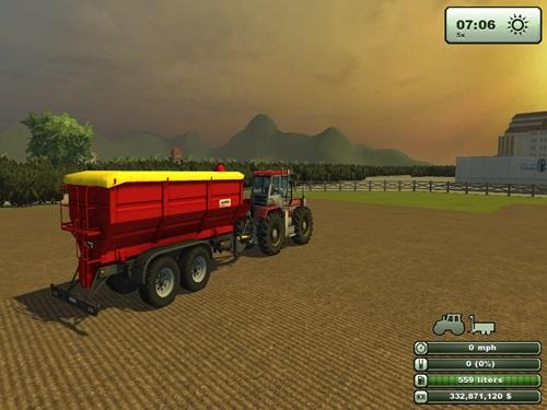 Agroliner TUW20