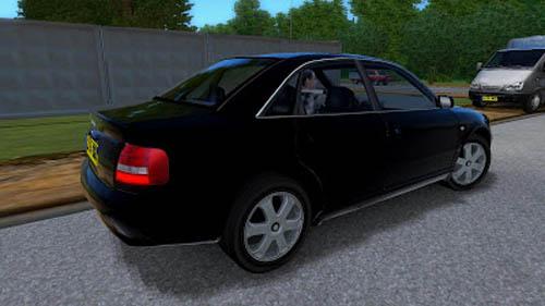 Audi S4 2000 - 1