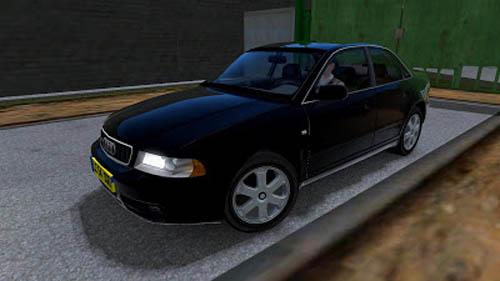 Audi S4 2000 -  1.2.5
