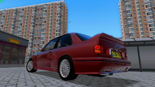 BMW M3 E30 1991 - 1