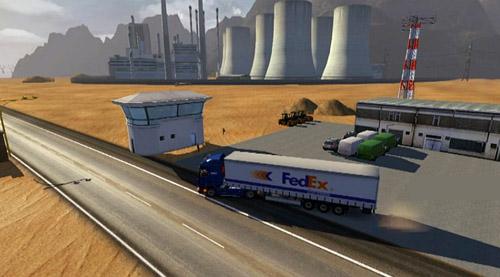 Euro Truck 2 Iranian Desert Map Simulator Games Mods Download